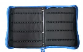 Арт. 18-107 Папка-портфель  для пробников духов на 256 шт.