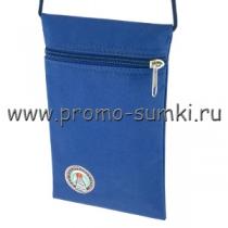 Арт. 38-060 сумка-бейдж на молнии